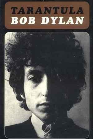 Bob Dylan Tarantula Boek uit 1966