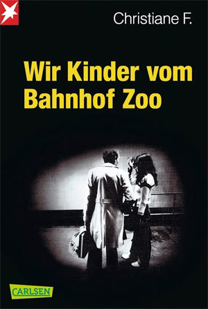 Christiane F Wit Kinder vom Bahnhof Zoo Boek uit 1978