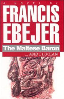 Francis Ebejer The Maltese Baron Boeken over Malta
