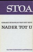 Gerard Reve - Nader tot U