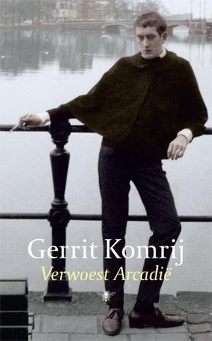 Gerrit Komrij Verwoest Arcadië Boek uit 1980