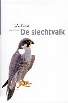 J.A. Baker De slechtvalk Vogelboek