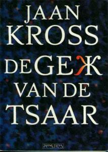 Jaan Kross De gek van de tsaar Boeken uit 1978