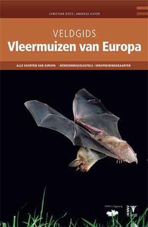KNNV Veldgids Vleermuizen van Europa Recensie