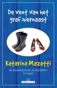 Katarina Mazetti De vent van het graf hiernaast