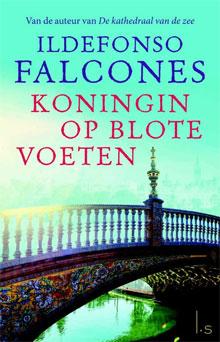 Koningin op blote voeten - Ildefonso Falcones