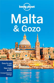 Boeken over Malta Lonely Planet Malta Reisgids