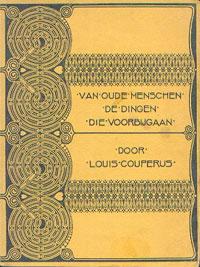 Louis Vouperus - Van de oude mensen, de dingen, die voorbijgaan...