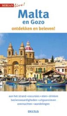 Malta Reisgids Merian Live