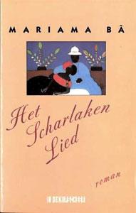 Mariama Bâ - Het scharlaken lied Beste Boeken uit 1981