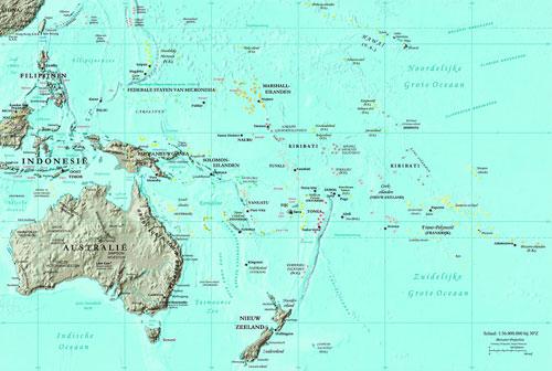 Schrijvers en Schrijfsters uit Oceanië