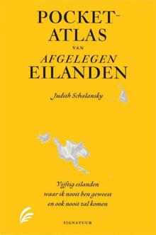 Pocketatlas van de Afgelegen Eilanden Judith Schalansky