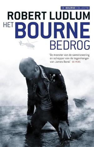 Robert Ludlum Het Bourne Bedrog Thriller uit 1980