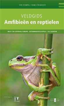 Veldgids Amfibieën en reptielen Recensie KNNV Natuurgids