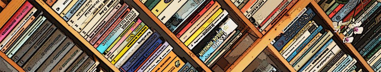 Alles over boeken en schrijvers
