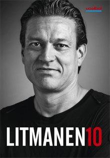 Boek Jari Litmanen (autobiografie)