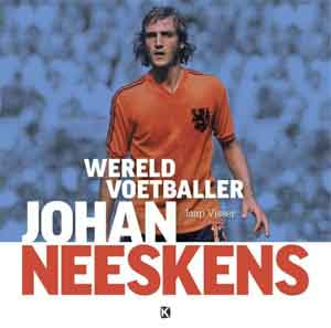 Boek Johan Neeskens Wereldvoetballer Jaap Visser