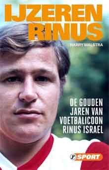 Harry Walstra IJzeren Rinus Recensie Rinus Israel Biografie