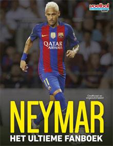 Neymar Het Ultieme Fanboek Voetbal International Kids