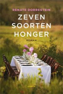 Renate Dorrerstein Zeven soorten honger 2016 Roman