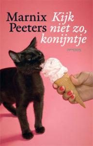 Marnix Peeters Kijk niet zo, konijntje Roman 2016