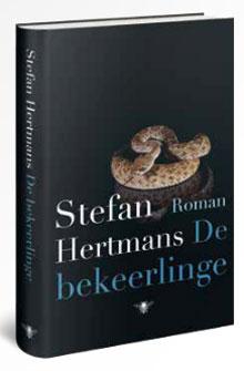Stefan Hertmans De bekeerlinge Nieuwe Roman