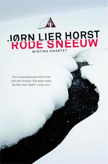 Jørn Lier Horst Rode sneeuw Wisting kwartet Noorse Thriller