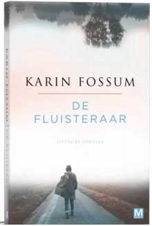 Karin Fossum De fluisteraar Recensie Konrad Sejer Thriller