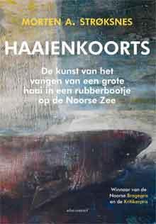 Morten A. Strøksnes Haaienkoorts Recensie Informatie