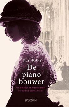 Kurt Palka De pianobouwer Roman uit Canada