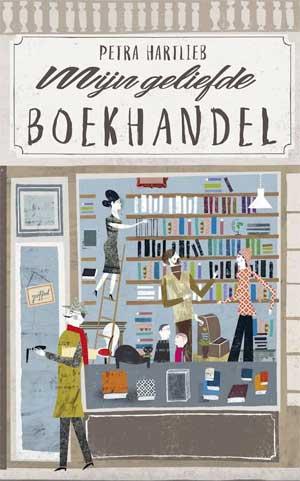 Petra Hartlieb Mijn geliefde boekhandel Recensie