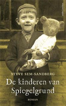 Steve Sem-Sandberg De kinderen van Spiegelgrund Oorlogsroman