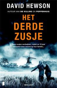 David Hewson Het derde zusje Nieuwe Amsterdam thriller