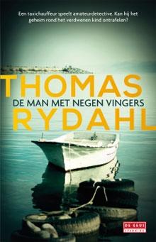 De man met negen vingers - Thomas Rydahl