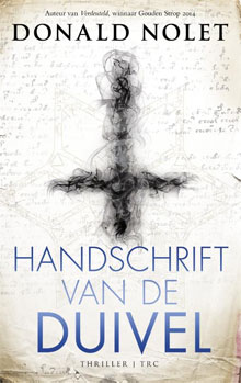 Donald Nolet Handschrift van de duivel Nederlandse Thriller