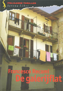 Francesco Recami - De galerijflat Recensie Italiaanse thriller