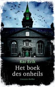 Kai Erik Het boek des onheils Finse thriller