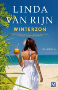 Linda van Rijn - Winterzon Recensie Curaçao Thriller 2016