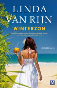 Linda van Rijn Winterzon Curaçao Thriller 2016