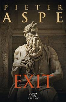 Pieter Aspe Exit Thriller 2016 Recensie