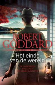 Robert Goddard Het einde van de wereld Spionageroman