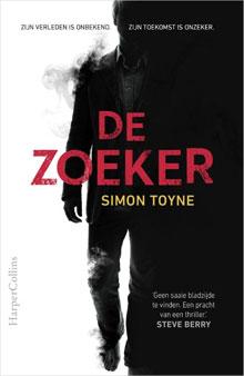 Simon Toyne De zoeker Thriller 2016