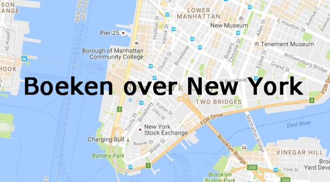 Boeken over New York Romans Verhalen