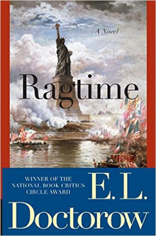New York Boeken E.L. Doctorow Ragtime