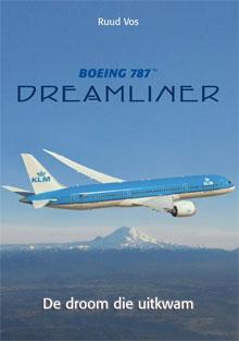 Boeing 787 Dreamliner Boek van Ruud Vos