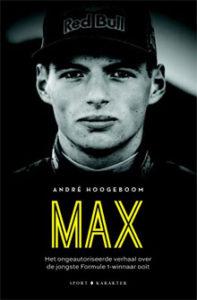 Boek Max Verstappen André Hoogeboom Max Recensie