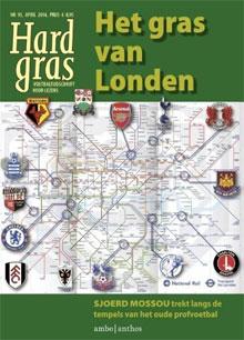 Boeken over Engels Voetbal (Het gras van Londen)