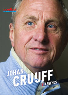 Johan Cruijff Boek VI Legends