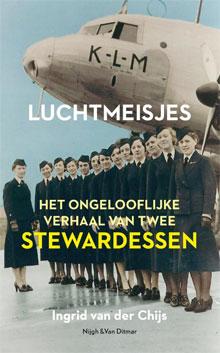 Luchtmeisjes - Ingrid van der Chrijs