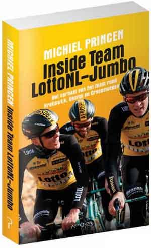 Michiel Princen Inside Team LottoNL-Jumbo Recensie